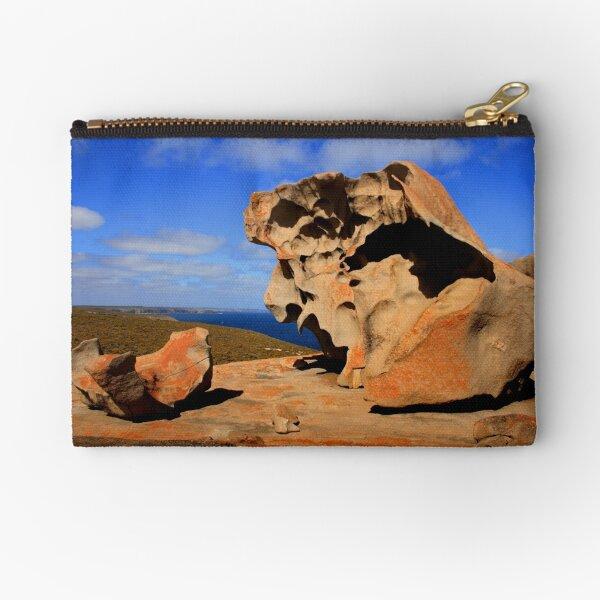 Dali Landscape Zipper Pouch