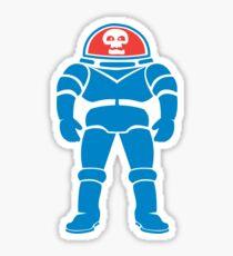 Space Kook Sticker