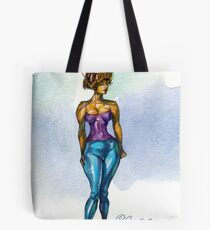 Wrapper Tote Bag