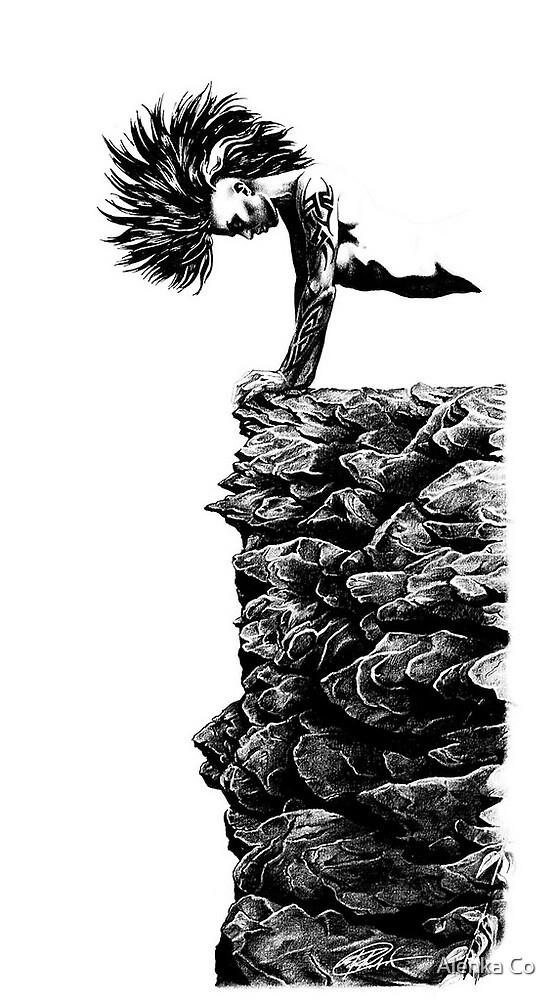 """Chaotic""  by Sergei Rukavishnikov by Alenka Co"