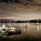 Georges River by David Haworth