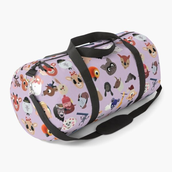 Rudolph Iconography Duffle Bag