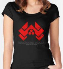 Nakatomi Plaza Women's Fitted Scoop T-Shirt