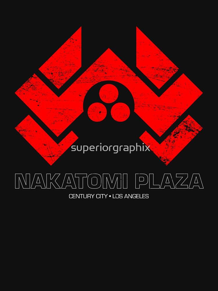 Nakatomi Plaza | Unisex T-Shirt
