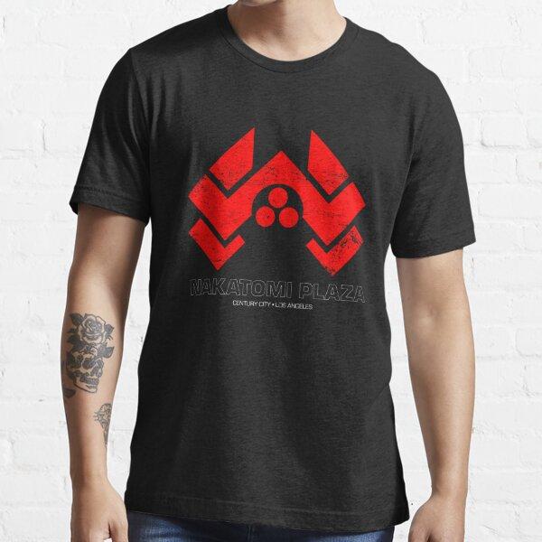 Nakatomi Plaza Essential T-Shirt