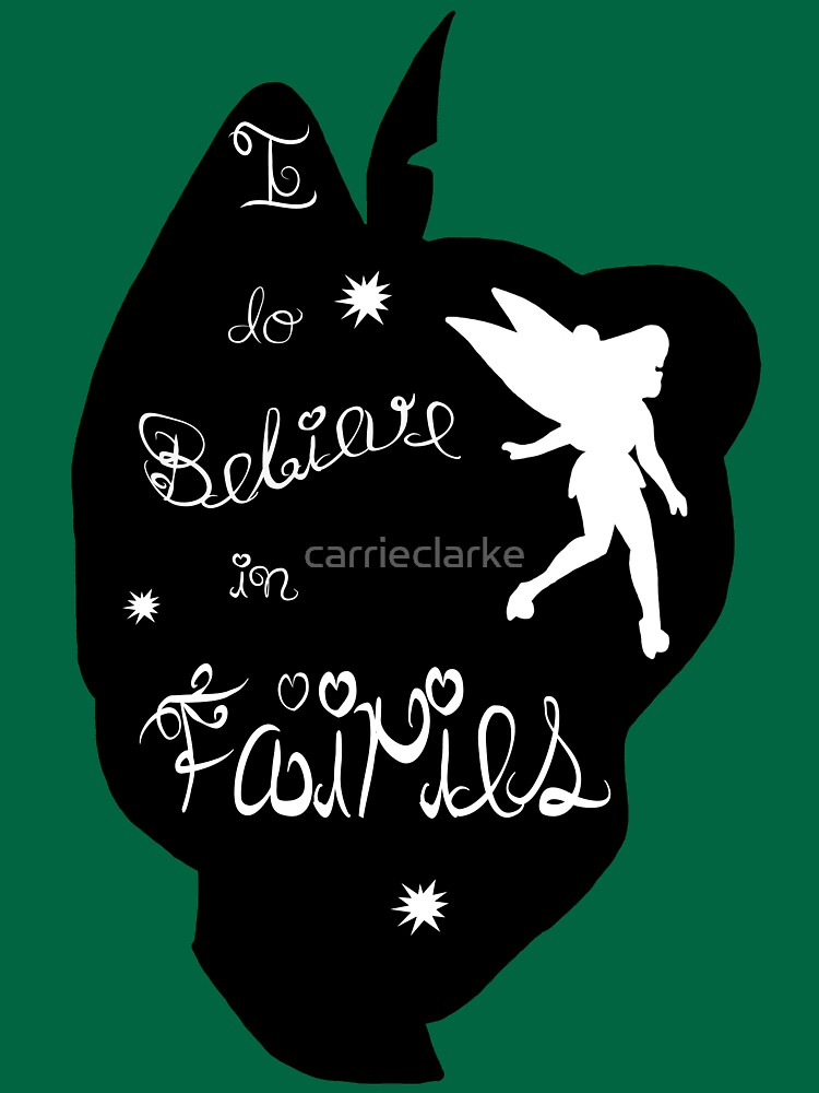 Peter Pan Silhouette by carrieclarke