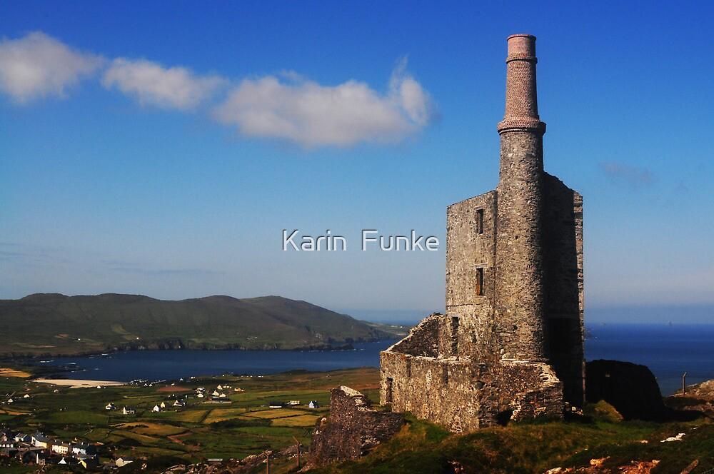 Copper Mine  by Karin  Funke