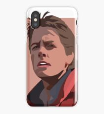 Marty iPhone Case