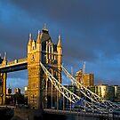 Tower Bridge, London by Stuart Robertson Reynolds