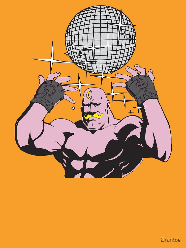 TShirtGifter presents: fullmetal alchemist Armstrong Disco | Unisex T-Shirt
