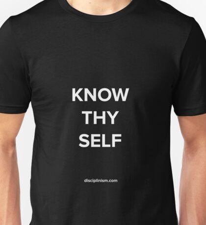 Know Thy Self Tee Unisex T-Shirt