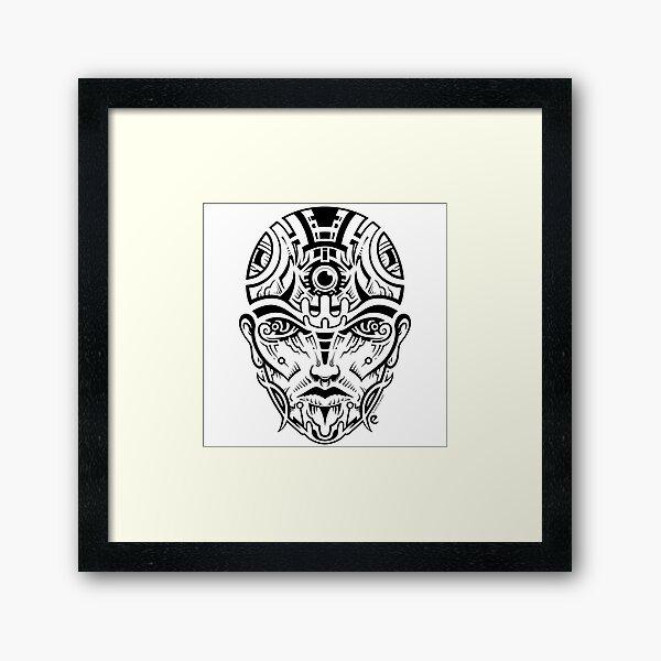 eyeOn dreams Framed Art Print