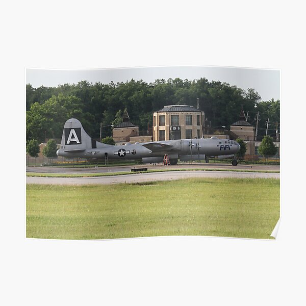 B-29 Fifi Poster