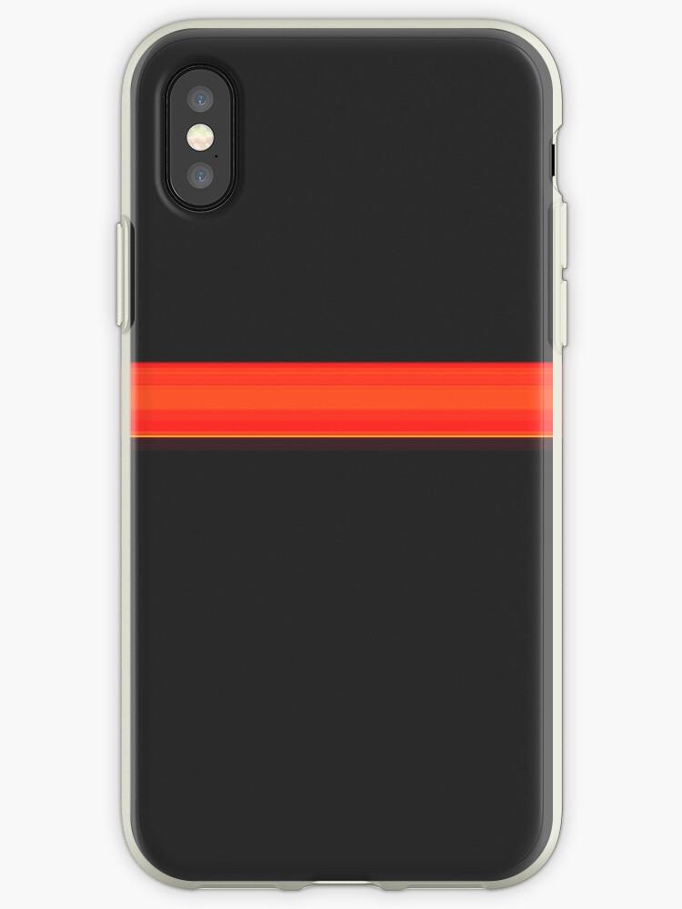 Flatlands Orange iPhone by PSLongley