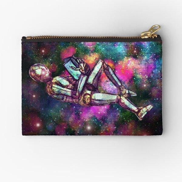 The Cosmic Reader Zipper Pouch
