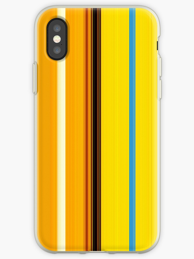 Flatlands Yellow 10 iPhone by PSLongley