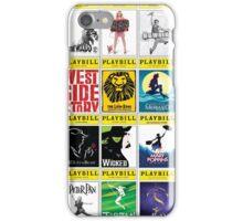 Broadway Greats iPhone Case/Skin