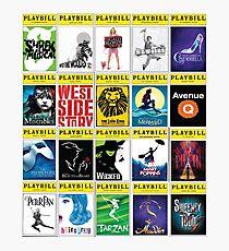 Broadway Greats Photographic Print