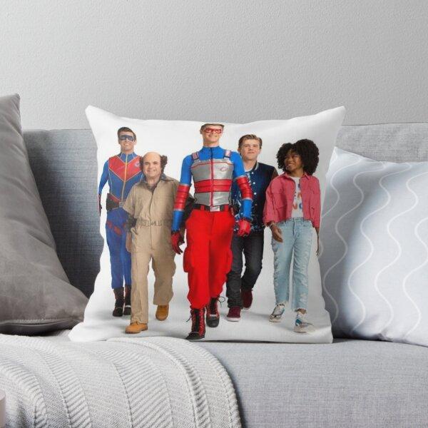 Henry Danger cast Throw Pillow