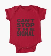 Can't stop the signal One Piece - Short Sleeve