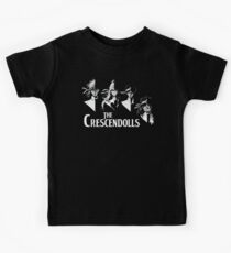 The Crescendolls (shirt) Kids Tee