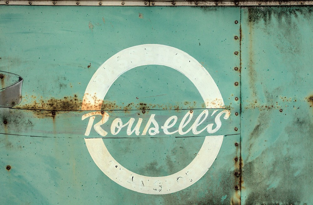 Rousell's bus by dgugeri