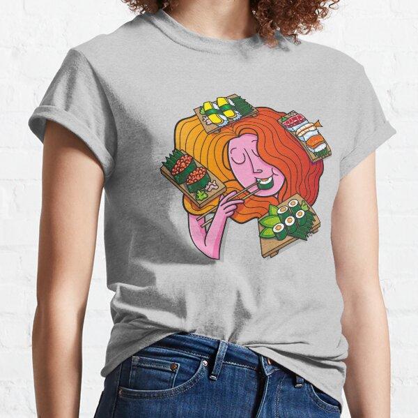 Sushi Girl Classic T-Shirt