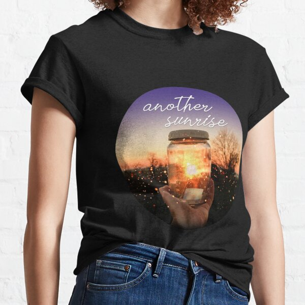 Another Sunrise Novel Cover Classic T-Shirt
