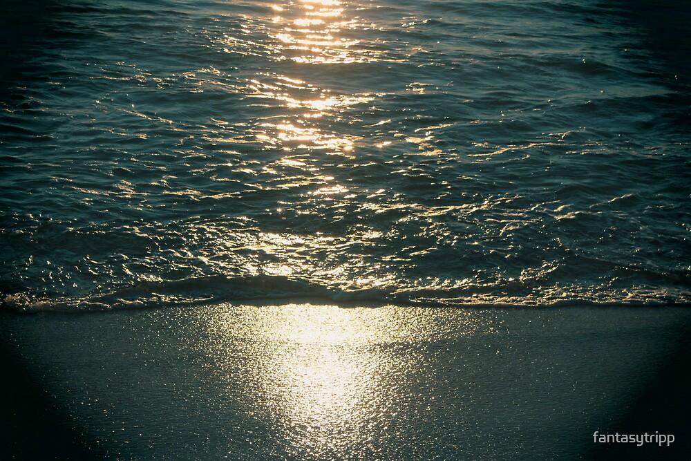 Sea at Sunrise, Binnalong Bay, Tasmania by fantasytripp