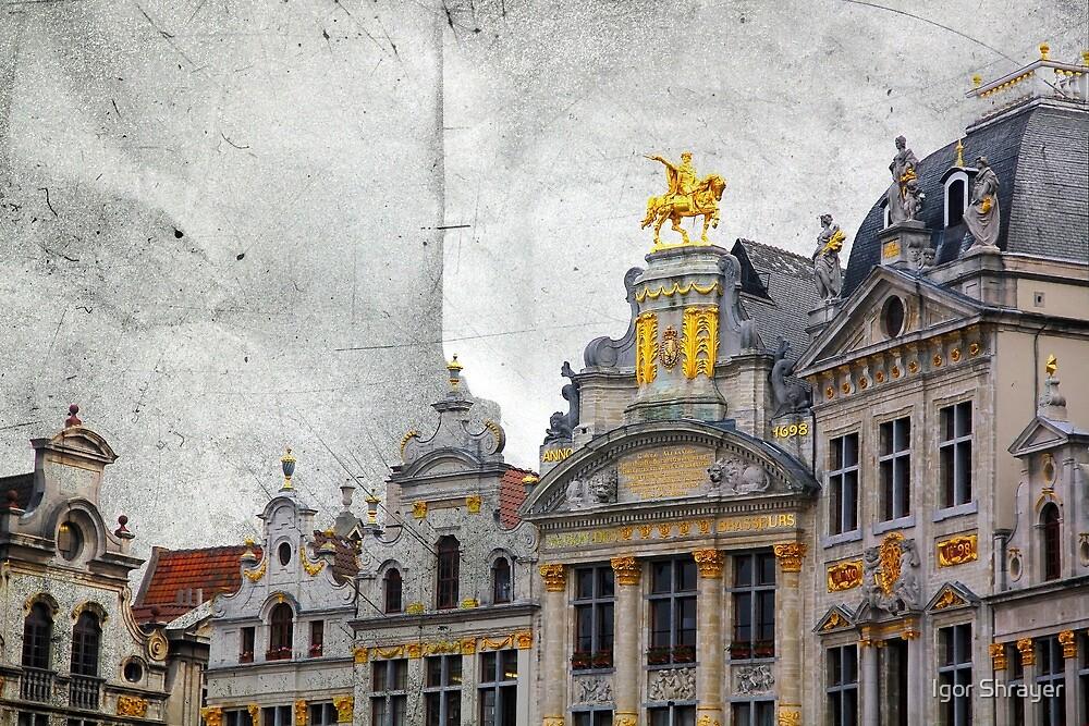 Brussels 5 by Igor Shrayer