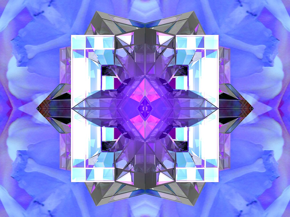 Crystal Organics by Hugh Fathers