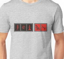 lost hieroglyphs Unisex T-Shirt