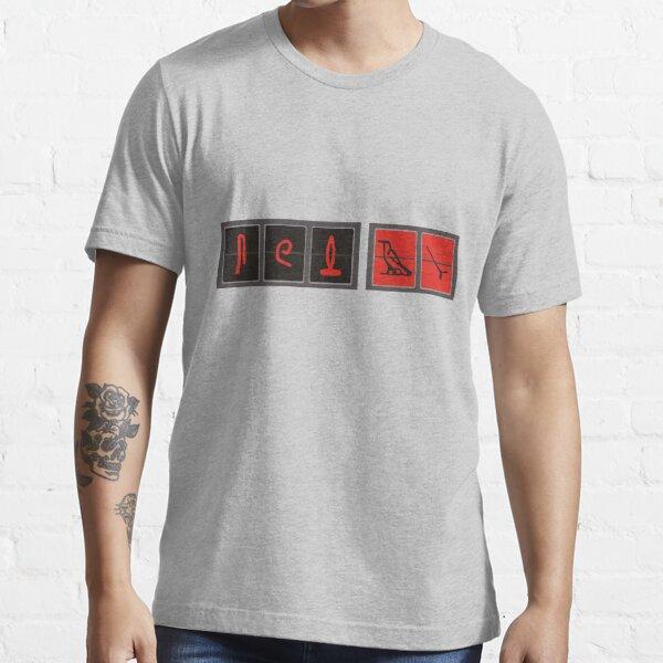 lost hieroglyphs Essential T-Shirt