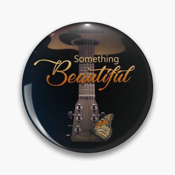 Something Beautiful Novel Cover Pin