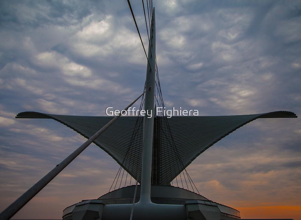 Stormship by Geoffrey Fighiera