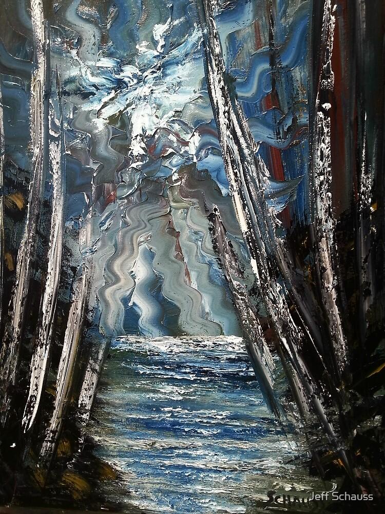 MOON OVER MARGARITAVILLE by Jeff Schauss
