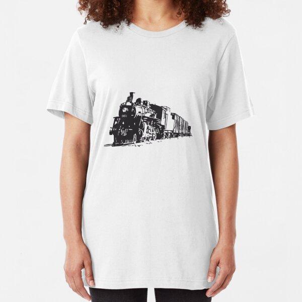 Train Time Slim Fit T-Shirt