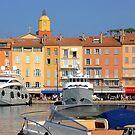 Saint-Tropez, south of France by gianliguori