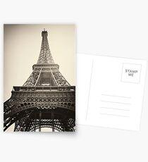 Eiffel Tower, Paris Postcards