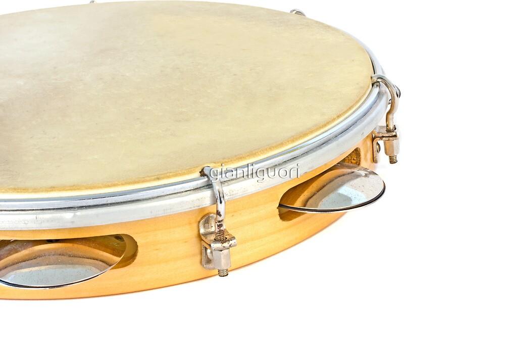 Tambourine by gianliguori