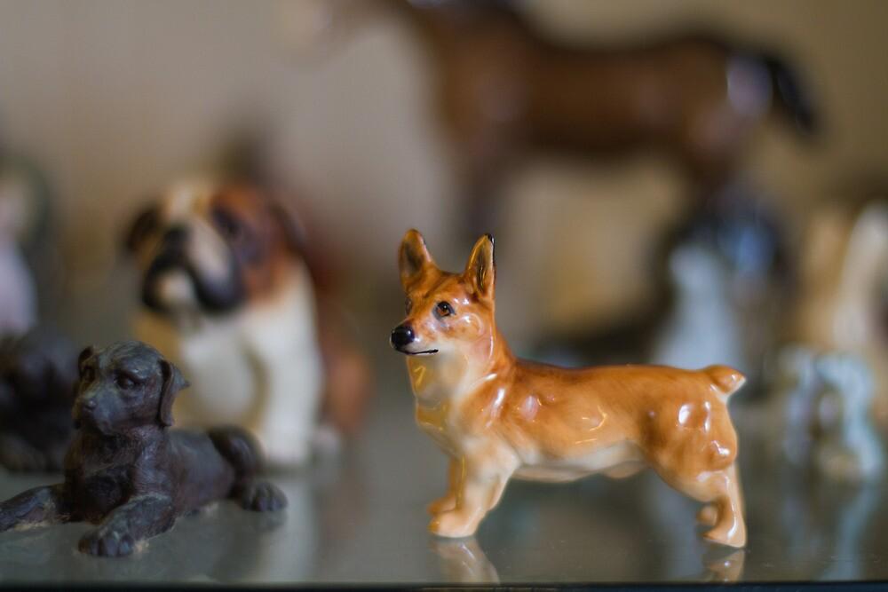 china animals by Justine Gordon