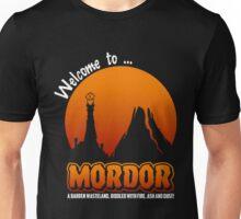 Visit to Mordor Unisex T-Shirt