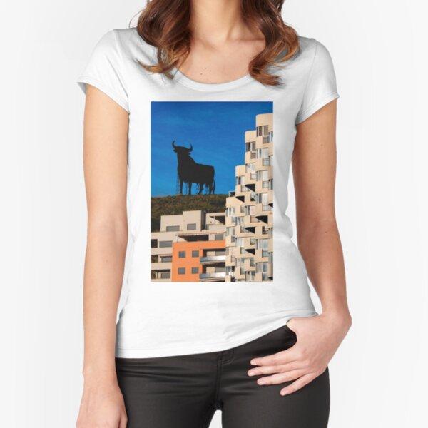 El Toro Fitted Scoop T-Shirt
