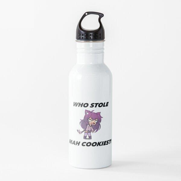 Gacha Who Stole My Cookies?! Water Bottle