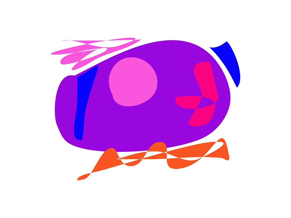 Purple Bean by masabo