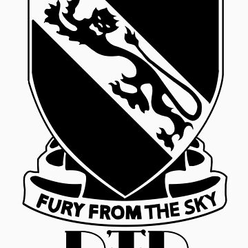 2/508th PIR unit crest by PaddyMcPaddy777