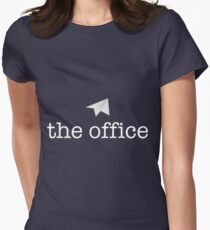The Office - Plain Womens Fitted T-Shirt