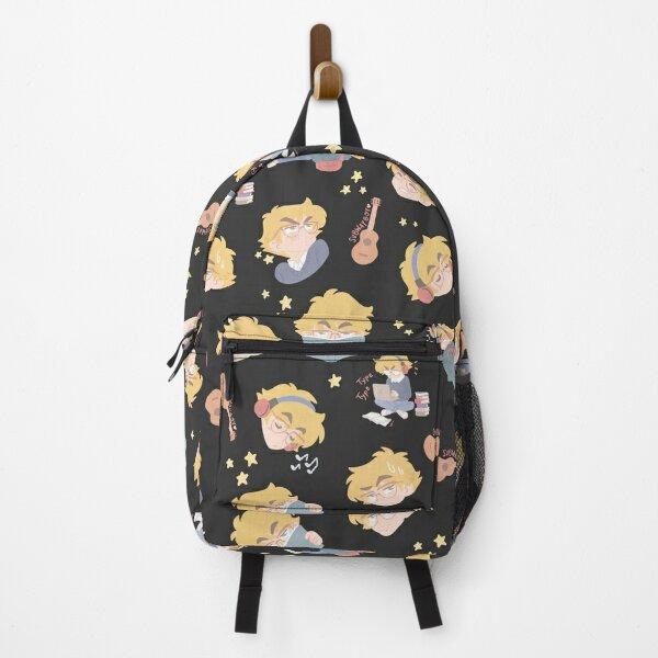 Oliver Collage (Dark) Backpack