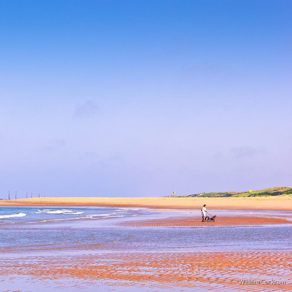 Sea Palling Beach (Norfolk) by William Cockram