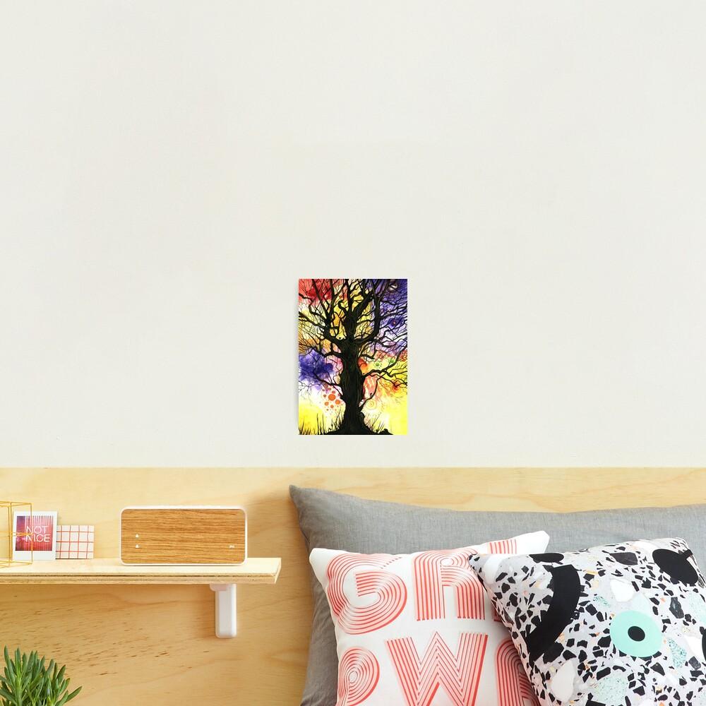 Tree of Life Series - 'Cosmic' Photographic Print